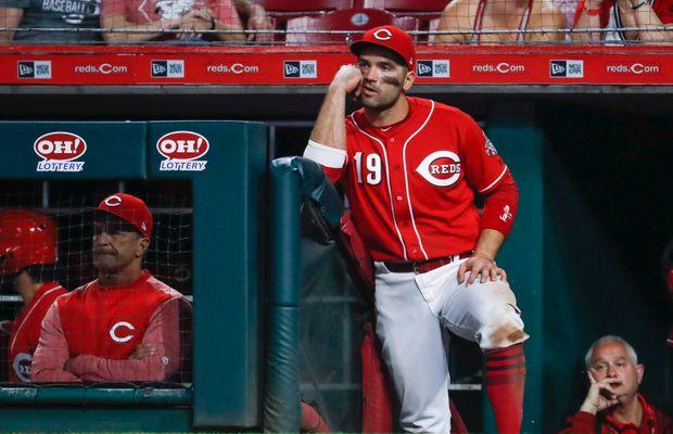 Joey Votto Apologizes For Trashing Canadian Baseball