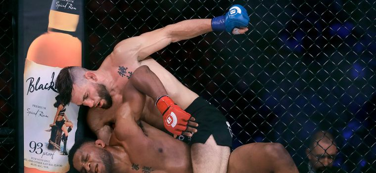 WATCH: Paul Daley Boos His Opponent While Getting Completely Dominated