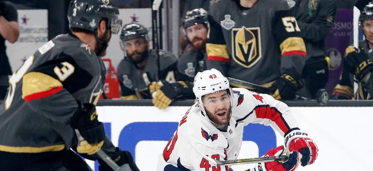 Tom Wilson Defends Yet Another Sketchy Hit After Game 1 Of The Stanley Cup Finals
