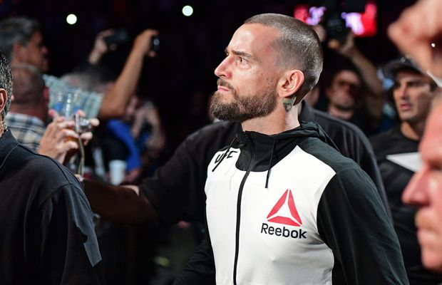 CM Punk Admits He Doesn't Belong On UFC PPV
