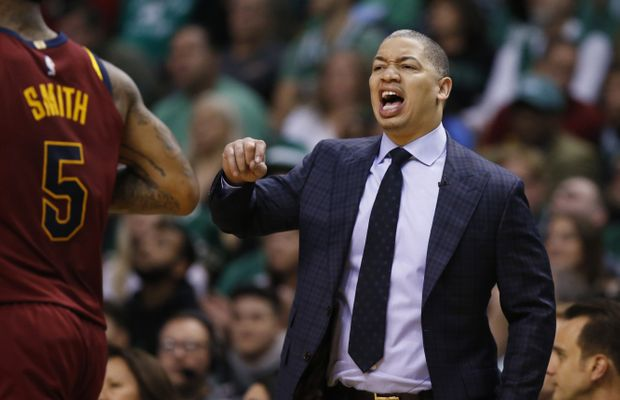 Ty Lue Got Snippy With Reporter Who Questioned Rodney Hood's Minutes