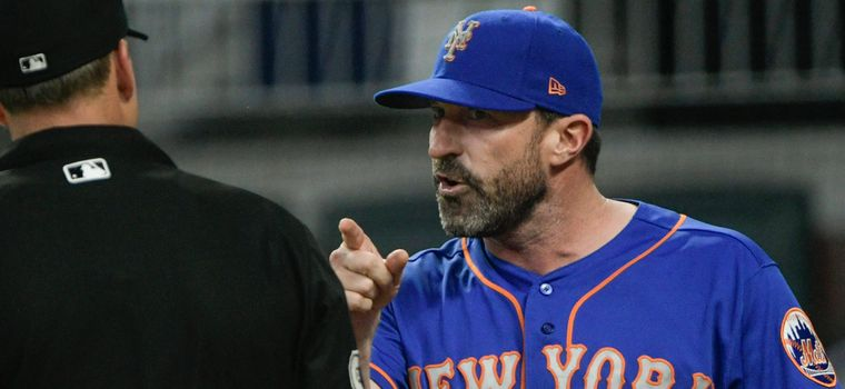 Mets Manager Mickey Callaway: Team's Struggles Are Causing Sleepless Nights