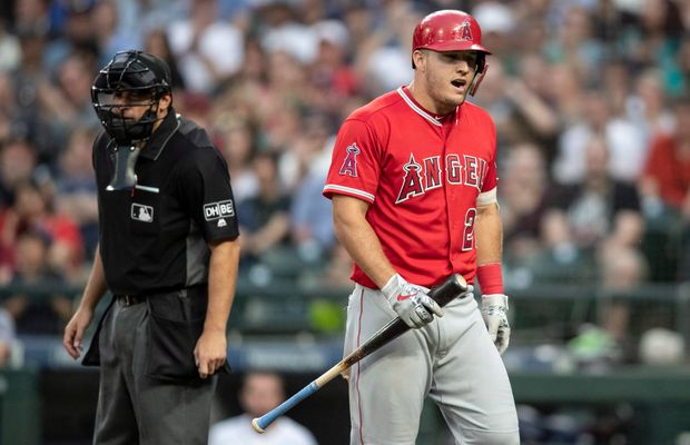 The Angels Defend Mike Trout After Rob Manfred Criticizes His Marketing Efforts