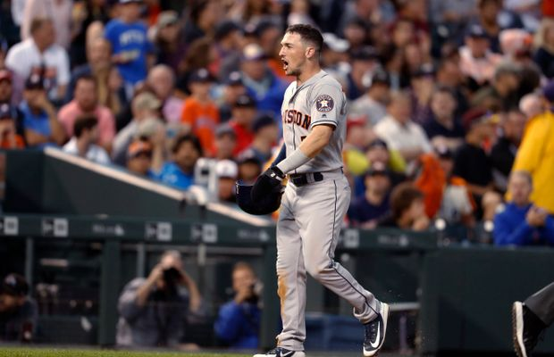 Alex Bregman Goes On Profanity-Laced Tirade Over Controversial Fan Interference Call