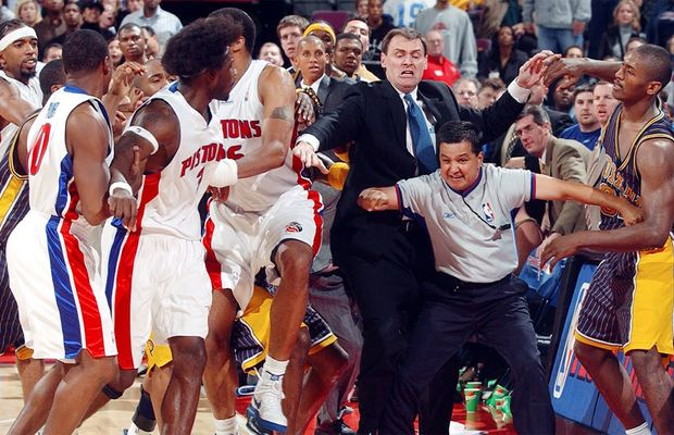 The Darkest Moments in the History of the NBA
