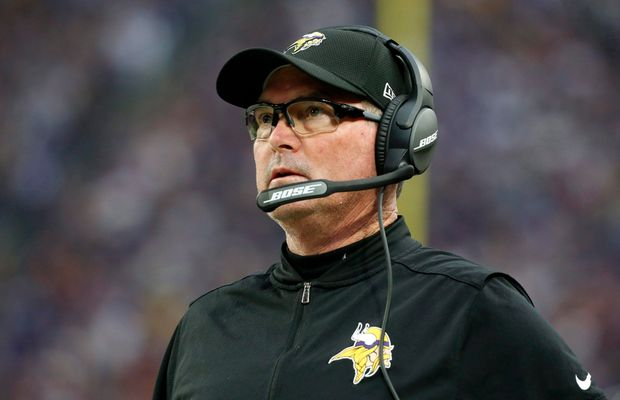 Mike Zimmer: NFL's New Helmet Rule Will Cost Some People Their Jobs