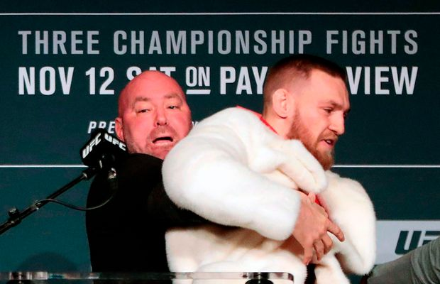 Conor McGregor Is Refusing To Do Any Press For His Upcoming Fight Against Khabib Nurmagomedov