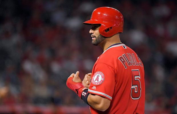 Angels' Albert Pujols Undergoes Knee Surgery, Probably Done For The Season