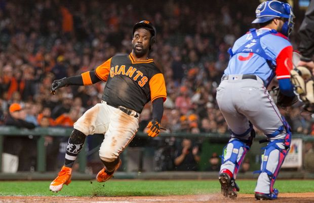 Report: New York Yankees Acquire Giants' Andrew McCutchen