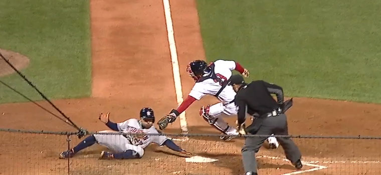 "Astros Left Fuming Over ""Blown"" Call at Home Plate"