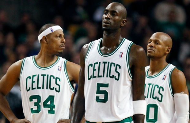 Ranking the Best Big Threes in NBA History