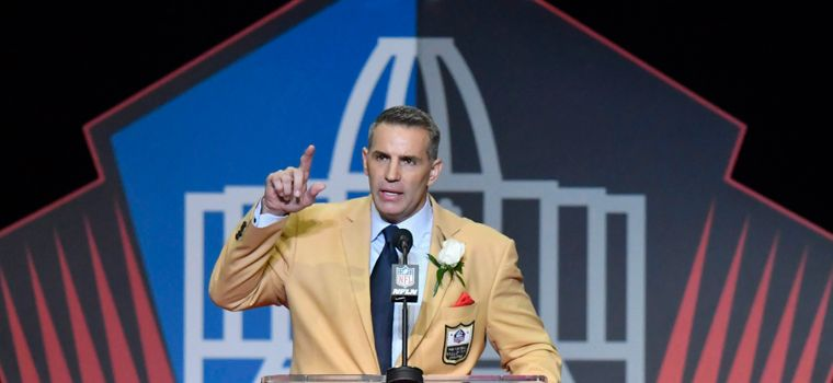 Jerry Rice and Kurt Warner Are Already Backing Off From Demanding Benefits For NFL Hall of Famers