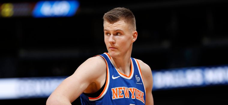 Kristaps Porzingig Admits Torn ACL Could Keep Him Sidelined Longer Than Expected