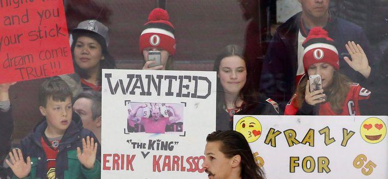 Breaking News: Ottawa Senators Trade Erik Karlsson to San Jose