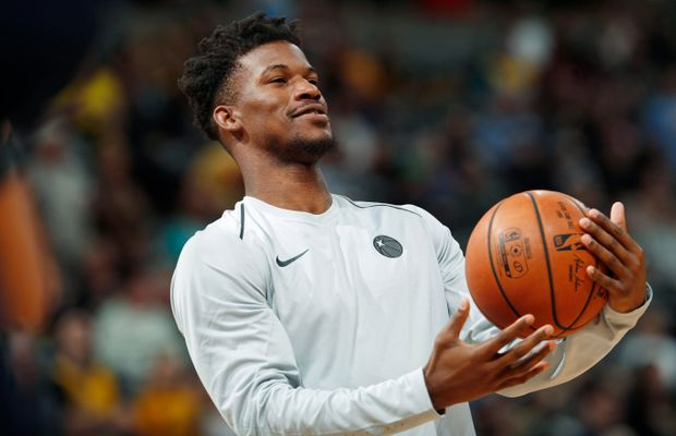 Jimmy Butler Has Reportedly Requested a Trade From The Minnesota Timberwolves