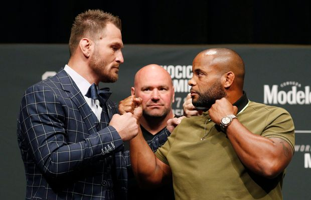 Blockbuster UFC Fights We Want To See in 2019