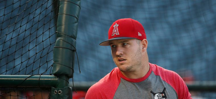"Report: Angels Plan To Offer Mike Trout a ""Lifetime Contract"""