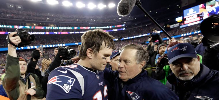 "New Patriots Book Claims Tom Brady ""Would Divorce"" Bill Belichick If Possible"