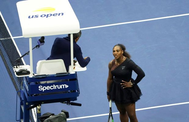Tennis Umpires Upset By Lack of Support After Serena Incident; Considering Boycott