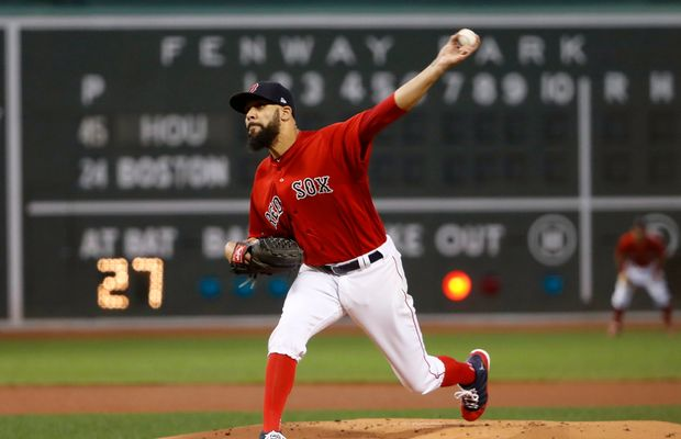 David Price Says He Will Not Opt Out Of His Massive Red Sox Contract