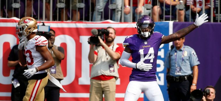 WATCH: Richard Sherman Gets Roasted By Stefon Diggs