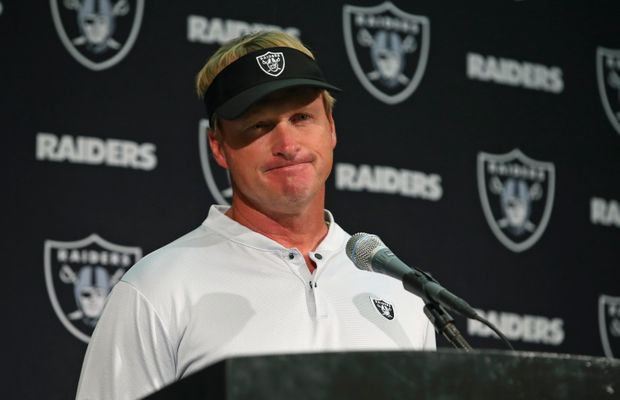 "Jon Gruden: ""Khalil Mack Didn't Want To Play Here"""