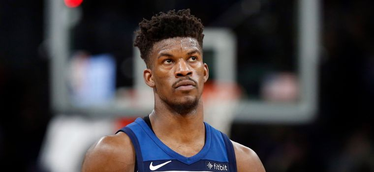The T-Wolves Are Desperately Trying To Convince Jimmy Butler To Stay