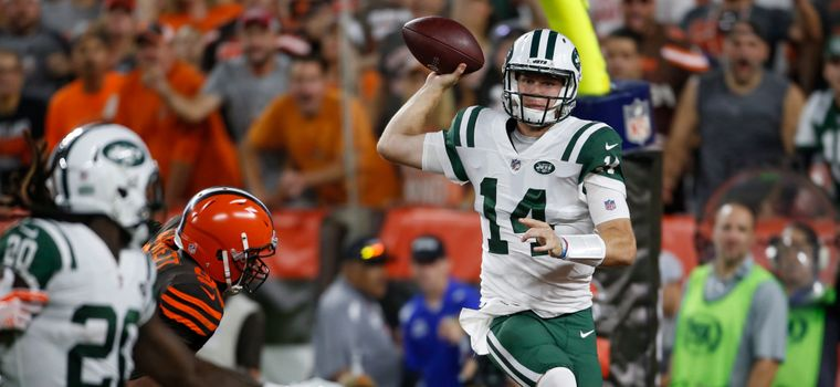 Sam Darnold Blames Himself For Jets Loss To Browns