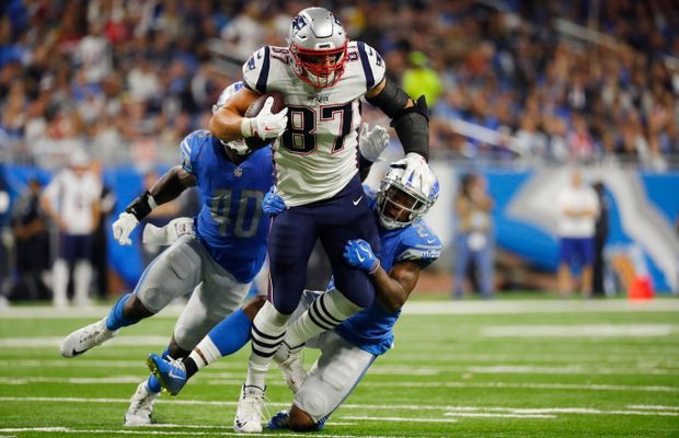 Gronk Confirms That He Threatened To Retire If Patriots Traded Him