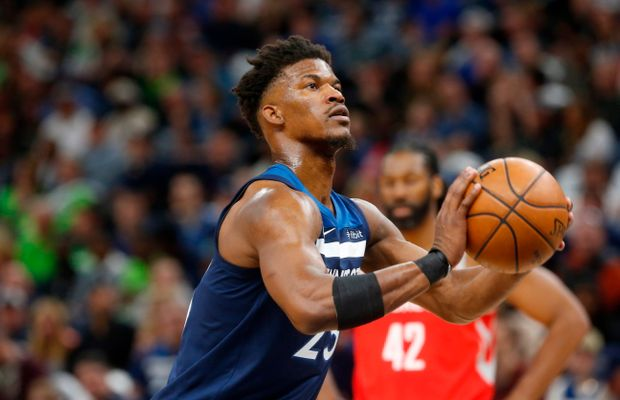 Report: Jimmy Butler Prefers Miami As Trade Destination