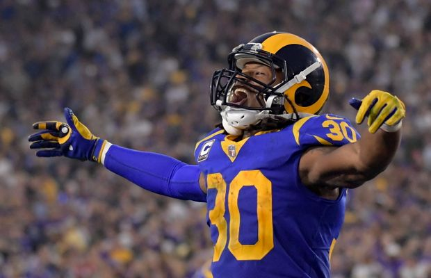 "Todd Gurley On Rams 4-0 Start: ""We Can't Be Beat Right Now"""