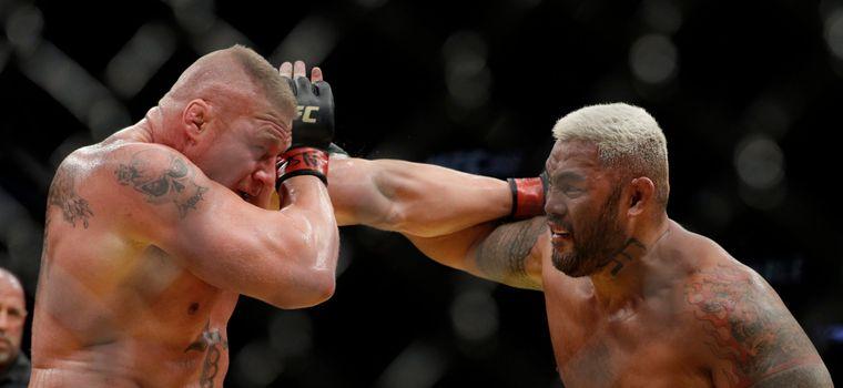 Mark Hunt Blasts UFC's Plans To Give Brock Lesnar a Title Shot
