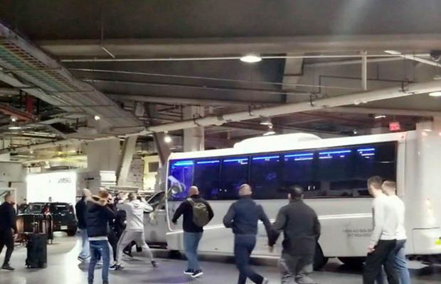 Conor McGregor Being Sued Over UFC 223 Bus Attack