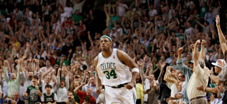 Paul Pierce Vetoes Isaiah Thomas Tribute Video On Night of His Own Jersey Retirement