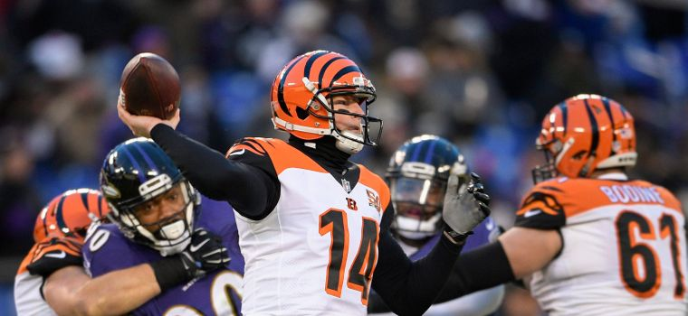 Bills Fans Flood Andy Dalton's Charity With Donations After Bengals Win Secures Buffalo Playoff Berth