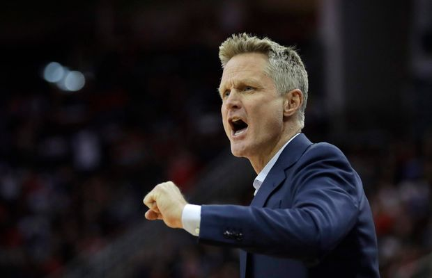 Steve Kerr Absolutely Roasts LeVar Ball and ESPN in Post-Game Comments