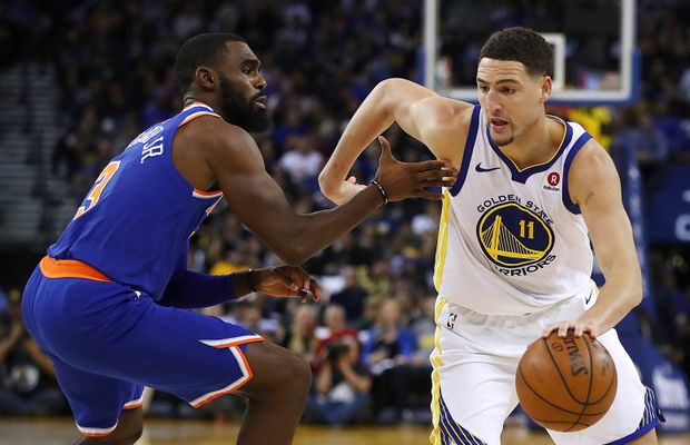 Klay Thompson Wants the NBA All-Star Draft Televised For The Pettiest Reason Ever