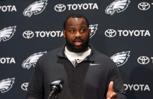 Eagles' Fletcher Cox Claims to Have Never Watched a Super Bowl, But He's Clearly Lying