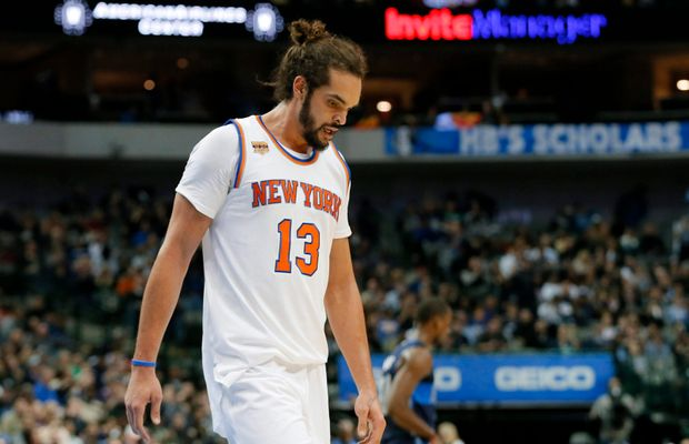 Joakim Noah Has Reportedly Been Exiled From The Knicks Until They Can Trade Him