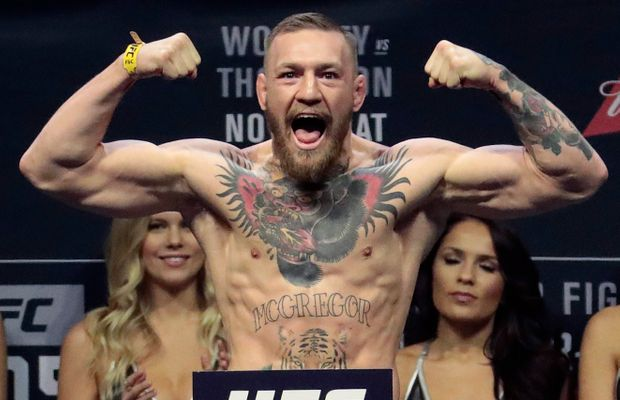 Conor McGregor Claims The UFC Refused His Offer To Fight Frankie Edgar at UFC 222