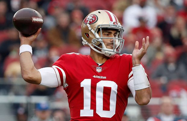 Jimmy Garoppolo and 49ers Agree To Contract That Makes Him The Highest Paid Player in NFL History