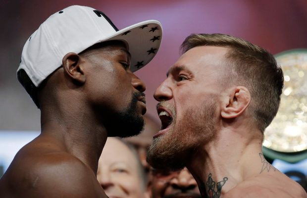 Floyd Mayweather Is Seriously Considering Fighting Conor McGregor In The UFC
