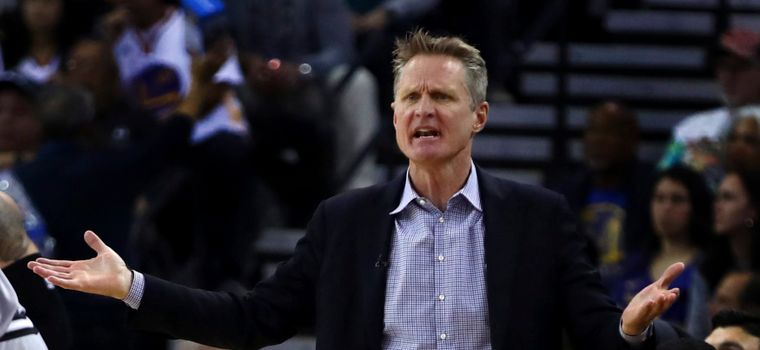 Steve Kerr (Once Again) Speaks Wise Words About Gun Control After Another Mass Shooting