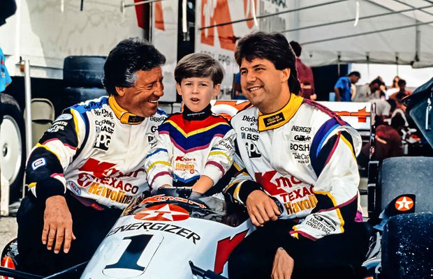 The 15 Greatest Families In Racing History