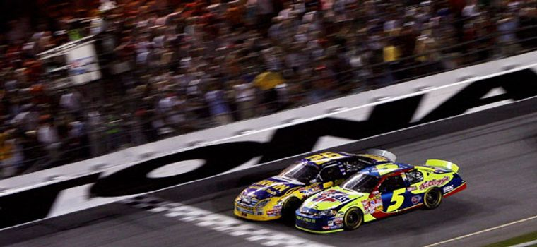 The Closest Race Finishes In NASCAR History