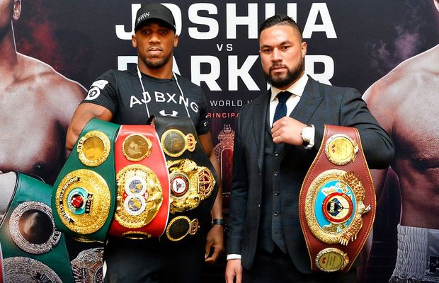 12 Things You Need To Know About Anthony Joshua vs. Joseph Parker