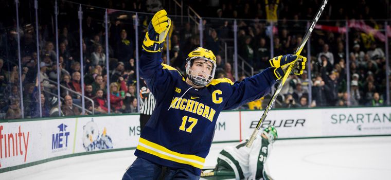 Top 15 NCAA Free Agent Hockey Players