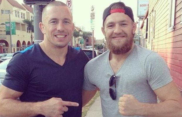 "Chael Sonnen: ""Conor McGregor vs. Georges St-Pierre Will Happen"""