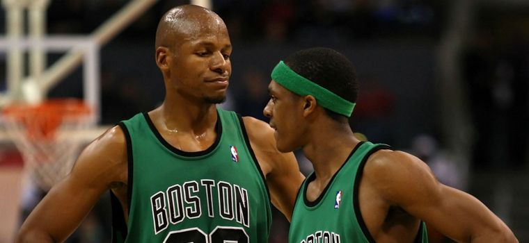 "Ray Allen: ""Rajon Rando Claims He Carried The Celtics To The 2008 NBA Title"""