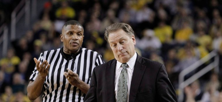 NCAA Ref Banned From Tournament After Turning His Back On Complaining Player